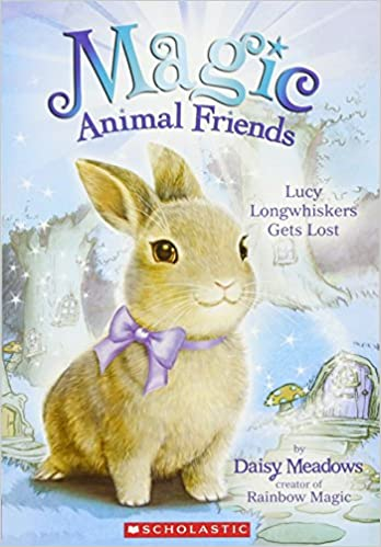 Amazon com: Lucy Longwhiskers Gets Lost (Magic Animal