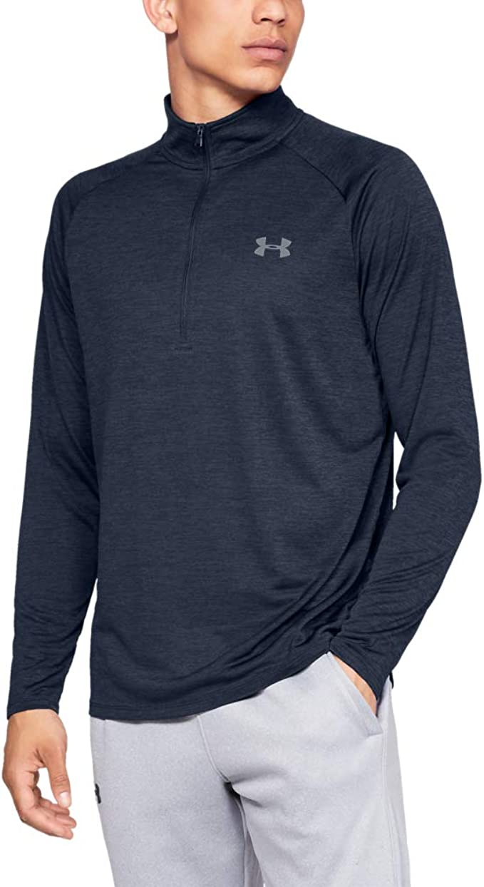 Under Armour Men's Tech 2.0 1/2 Zip-Up best men's golf shirt