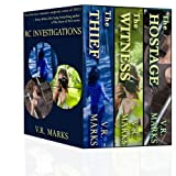 Military Heroes Romantic Suspense Collection (A Boxed Set)