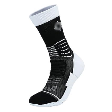 Calcetines calcetines de baloncesto calcetines largos calcetines deportivos calcetines altos calcetines calcetines desodorante antideslizante toalla ...