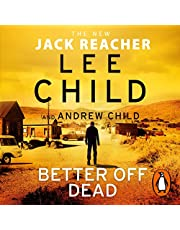 Better Off Dead: Jack Reacher, Book 26