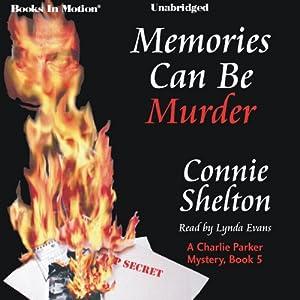 Memories Can Be Murder Audiobook