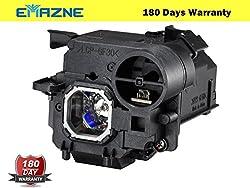 Emazne Np32lp 100013962 Projector Replacement Compatible Lamp With Housing For Nec Um301w Um301x Um301wi Um301xi Projectors 180 Day Warranty