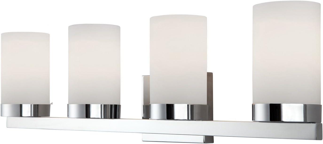 Canarm Ivl429a04ch Milo 4 Light Bath Vanity Light Amazon Ca Tools Home Improvement