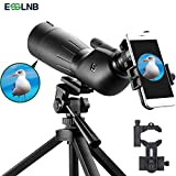 ESSLNB Spotting Scope with Tripod Phone Adapter and Case!