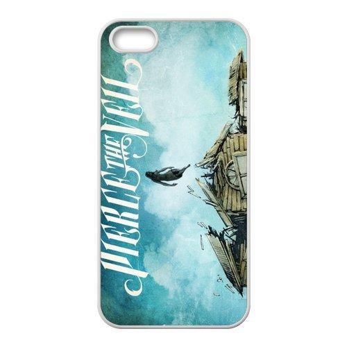 Coque iPhone 5 5S TPU Accessories iphone - Pierce the Veil Design original - Meilleure Coque De Protection