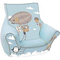 KNORRTOYS.COM- Puf, Color Azul Claro (68255)