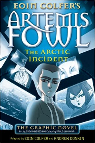 Download The Arctic Incident: The Graphic Novel (Artemis Fowl Graphic Novel) PDF