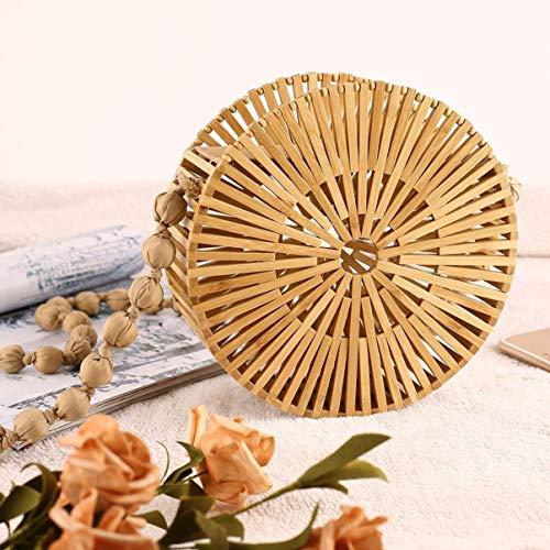 de en Sac en Sac bandoulière couleur de pour femmes mode cuir bandoulière bambou unie en en 8IrI0nv