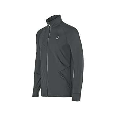 .com : ASICS Men's Thermopolis Full Zip Jacket : Clothing