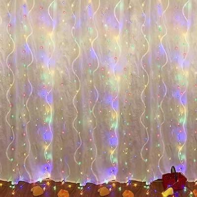 Juhefa led curtian String Light