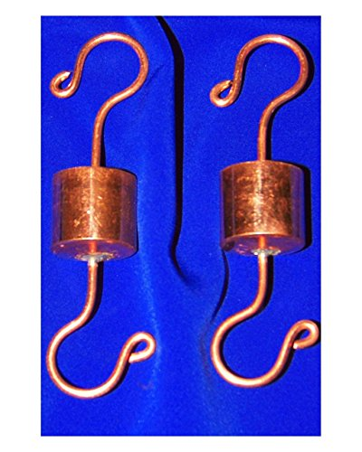 2 of Grandpa's Best HandCrafted Copper Ant Trap Guard Moat 4 Hummingbird Feeders