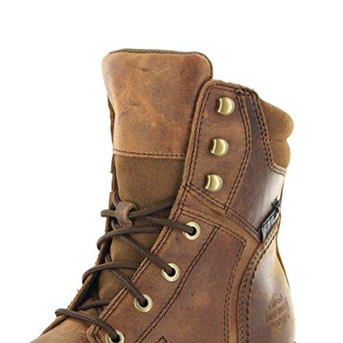 Harley Davidson - Botas para hombre marrón marrón marrón - marrón