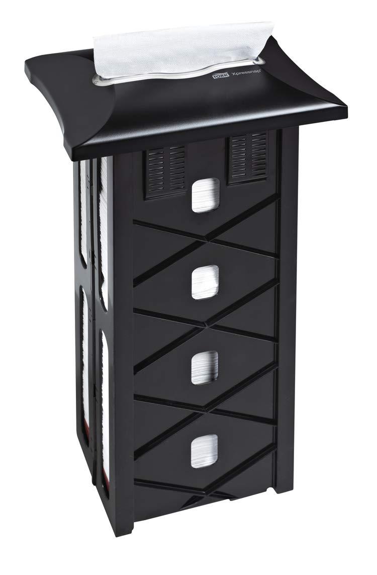 Tork 6032200 Xpressnap in-Counter Napkin Dispenser, 20 Inches, 21.5