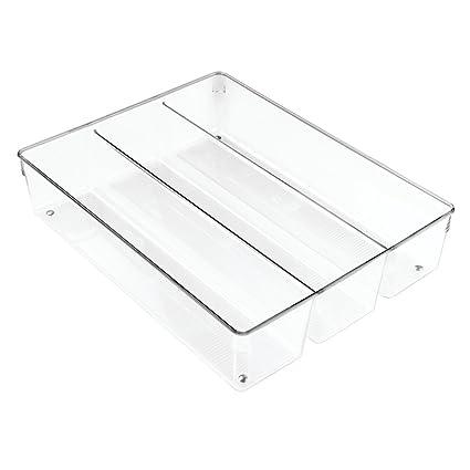 drawer dental set organizers organizer interdesign rain drawers