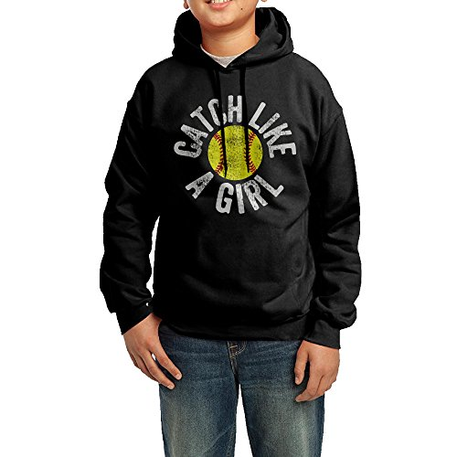 Softball Kids Pullover - 6