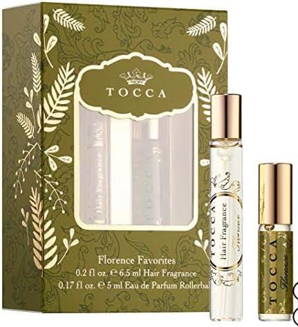 TOCCA Florence Favorites: Hair Fragrance & Eau de Parfum Rollerball