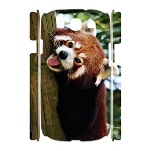 VNCASE Raccoon Phone Case For Samsung Galaxy S3 I9300 [Pattern-1]