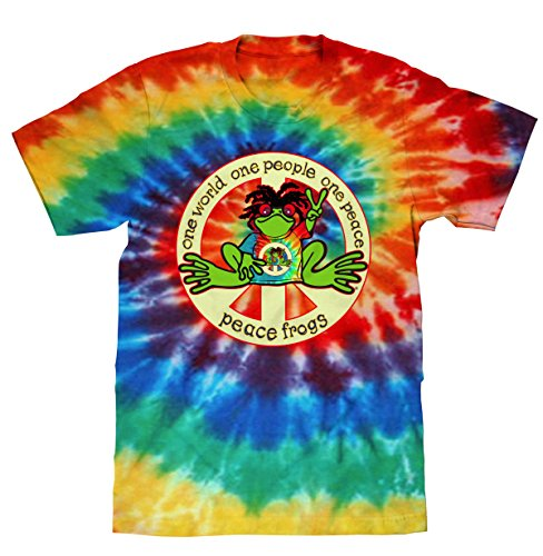 peace-frogs-rasta-frog-tie-dyed-adult-x-large