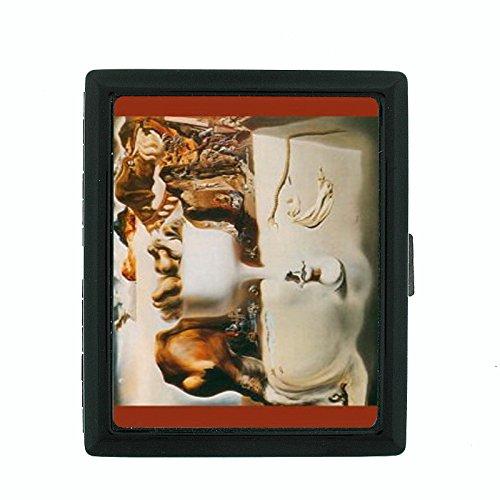 Salvador Dali Face And Fruit Cigarette Case - Salvador Case Cigarette Dali