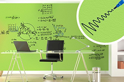 Writey Board, Clear Whiteboard Paint, Write on in 72 Hours, Includes 9 Inch Roller, Covers 50 Square Feet by Writey Board (Image #5)