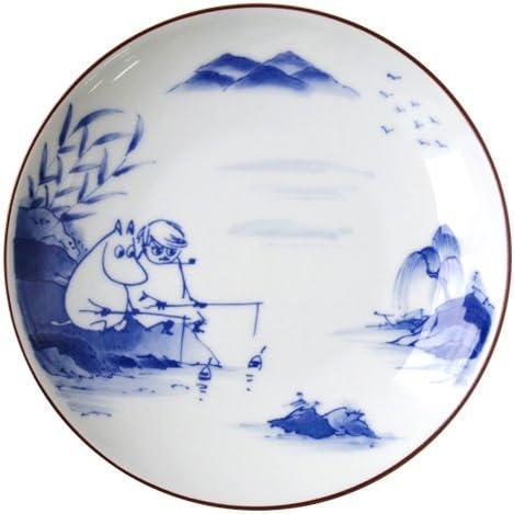 jugar Moomin ~ amabro Sometsuke amaburo te/ñida Moomin porcelana fabricada en Jap/ón