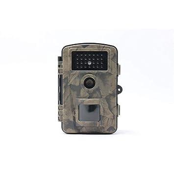 Cámara de Caza 12MP 1080 P Caza Sensor Infrarrojo Cámaras de Senderismo de Visión Nocturna Cámara