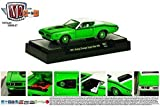 rewind time machine - 1971 DODGE CHARGER SUPER BEE 440 * M2 Machines Detroit Muscle Release 27 * 2014 Castline 1:64 Scale Die-Cast Vehicle (14-51) by M2 Machines Detroit Muscle