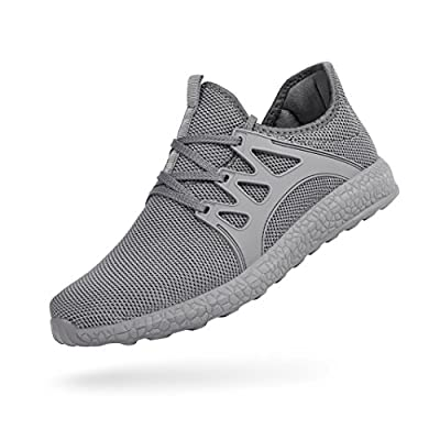Feetmat Womens Sneakers Ultra Lightweight Breathable Mesh Walking Gym Tennis Athletic Running Shoes