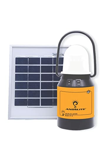 ANDSLITE CP 12 SOLAR LED LANTERN