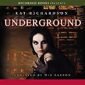 Underground: Greywalker, Book 3 | Kat Richardson