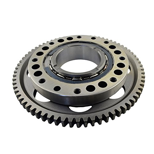 AHL Starter Clutch One Way Bearing Gear Assy for Ducati SuperBike 1098 S/Standard - Clutch Ducati Kit 1098