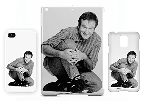 Robin Williams comedy actor iPhone 7 cellulaire cas coque de téléphone cas, couverture de téléphone portable