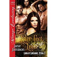 Her Purr-fect Lions [Lions of Lonesome, Texas 3] (Siren Publishing Menage Everlasting)