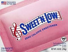 Sweet N Low, Sugar Substitute 8.75 oz (250 ct)