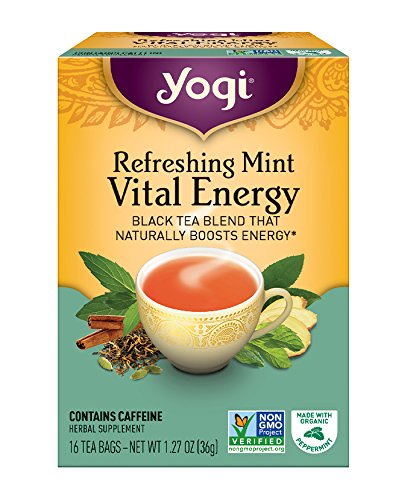 yogi green tea energy - 6