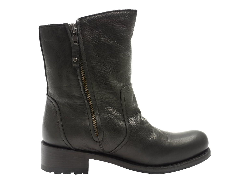 Blackstone LAMMFELL Größe 42 Schwarz (BLACK): Amazon.de: Schuhe &  Handtaschen