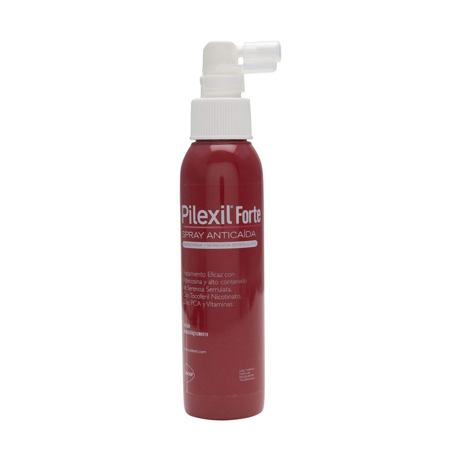 Amazon.com: Pilexil Forte Hair Loss Spray 120ML - Reinforced ...