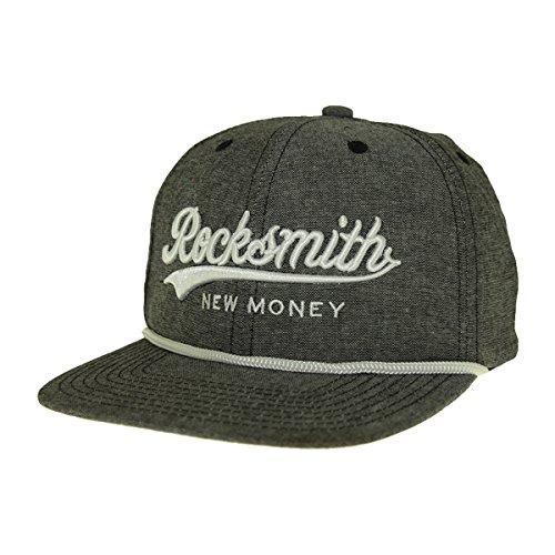 Rocksmith - Gorra de béisbol - para hombre negro negro Talla única
