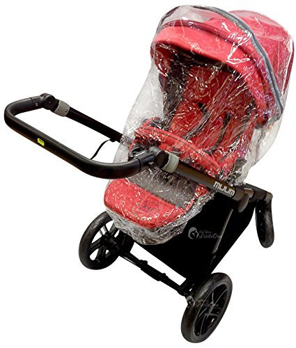Raincover Compatible with Jane Muum Pram Pushchair (198) by For-your-Little