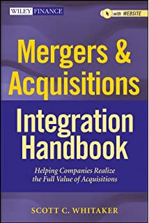 winning at mergers and acquisitions the guide to marketfocused planning and integration