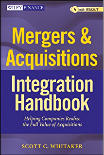 Amazon applied mergers and acquisitions workbook wiley finance mergers acquisitions integration handbook helping companies realize the full value of acquisitions wiley fandeluxe Gallery
