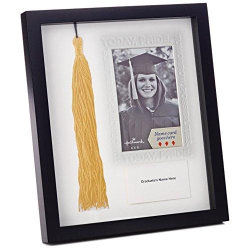 Hallmark Dated Tassel Keeper and Photo Holder Picture Frames (Hallmark Photo Holder)
