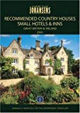 Country Houses Small Hotels and Inns, , 1903665191