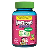 FLINTSTONES Gummies Multivitamin for Kids, Helps Maintain Good Health, 50 Gummies