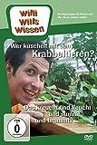 Willi wills wissen - Wer kuschelt mit Krabbeltieren?/Das kreucht und fleucht und summt und brummt!