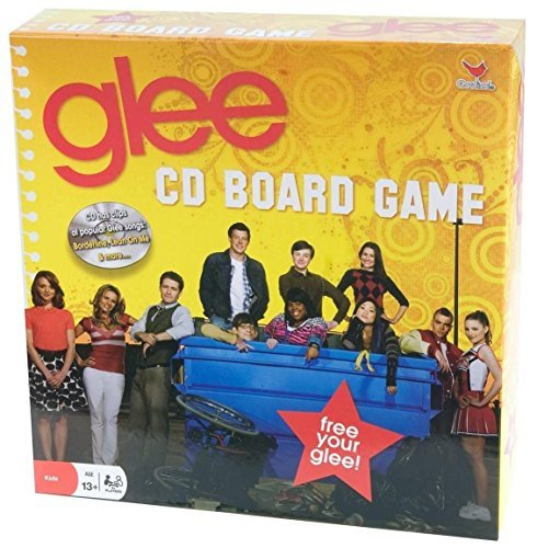 Glee CD Board Game  Bilingual, English and French Edition by The Canadian Group