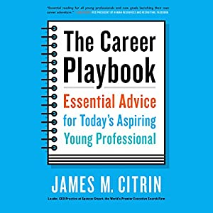 The Career Playbook Audiobook