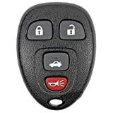 FCC ID: KOBGT04A / PART #: GM 15252034 KEYLESS ENTRY REMOTE CLICKER FOB (SEE ...