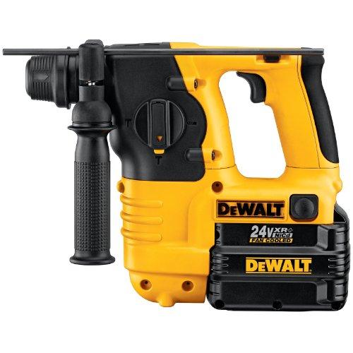 DEWALT DC223KA 24-Volt 7/8-Inch Cordless SDS Hammer